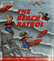 Cover of: The Beach Patrol