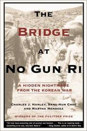 Cover of: The Bridge at No Gun Ri