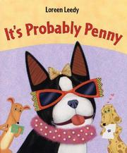 Cover of: It's Probably Penny