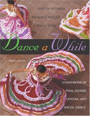 Cover of: Dance A While