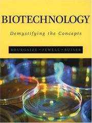 Cover of: Biotechnology