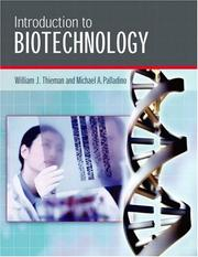 Cover of: Introduction to Biotechnology