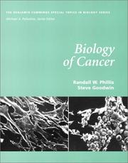 Cover of: Biology of Cancer