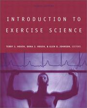 Cover of: Introduction to Exercise Science (2nd Edition)