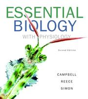 Cover of: Essential Biology with Physiology (2nd Edition) (Campbell Biology Websites Series)