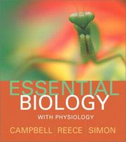 Cover of: Essential Biology with Physiology