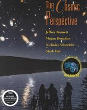 Cover of: Cosmic Perspective with Skygazer CD-ROM, The