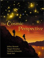 Cover of: The Cosmic Perspective with Voyager