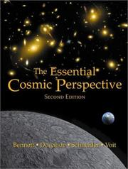 Cover of: Essential Cosmic Perspective (2nd College Edition)