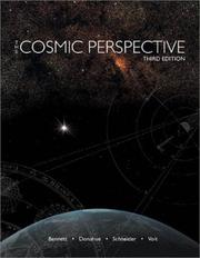 Cover of: The Cosmic Perspective, Third Edition