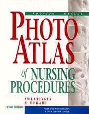 Cover of: Addison-Wesley Photo Atlas of Nursing Procedures