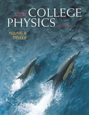 Cover of: College Physics, (Chs.1-30) with MasteringPhysics(TM) (8th Edition) (MasteringPhysics Series)