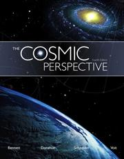 Cover of: The Cosmic Perspective w/CD