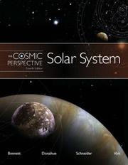 Cover of: The Cosmic Perspective of the Solar System with Other