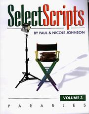 Cover of: Select Scripts