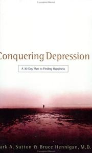 Cover of: Conquering Depression