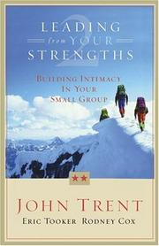 Cover of: Leading From Your Strengths