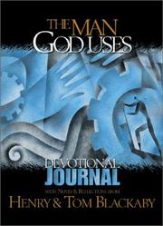 Cover of: The Man God Uses