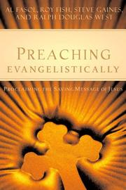 Cover of: Preaching Evangelistically