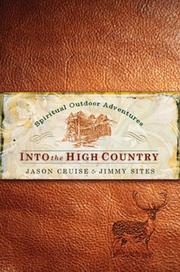 Cover of: Into the High Country