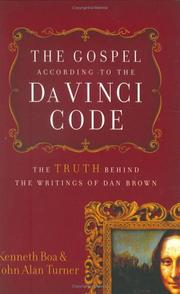 Cover of: The Gospel According to the Da Vinci Code