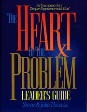 Cover of: The Heart of the Problem