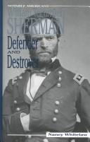 Cover of: William Tecumseh Sherman