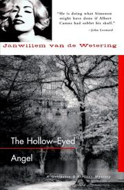 Cover of: The hollow-eyed angel