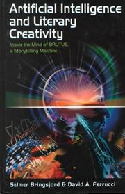 Cover of: Artificial Intelligence and Literary Creativity