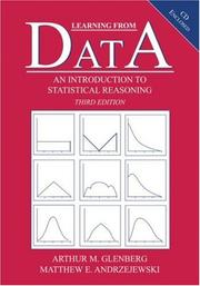 Cover of: Learning From Data
