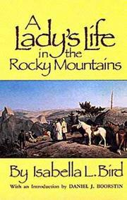 Cover of: A Lady's Life in the Rocky Mountains (The Western Frontier Library, 14)