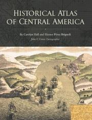 Cover of: Historical Atlas of Central America