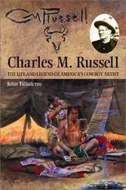 Cover of: Charles M. Russell