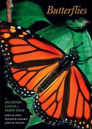 Cover of: Butterflies of Oklahoma, Kansas, and North Texas