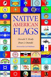Cover of: Native American Flags