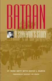 Cover of: Bataan