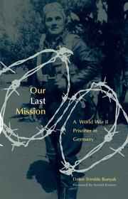 Cover of: Our Last Mission