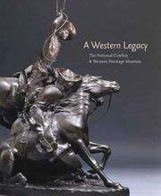 Cover of: A Western Legacy