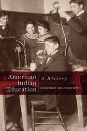 Cover of: American Indian Education