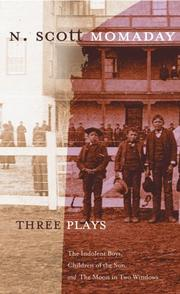 Cover of: Three Plays (Oklahoma Stories & Storytellers)