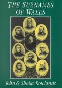 Cover of: The Surnames of Wales