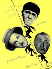 Cover of: The Three Stooges Scrapbook