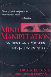 Cover of: Mind Manipulation