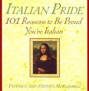 Cover of: Italian Pride: 101 Reasons to be Proud You're Italian