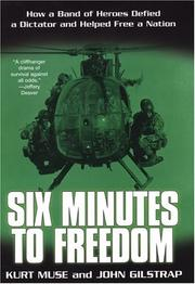 Cover of: Six Minutes to Freedom