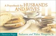 Cover of: A Prayerbook for Husbands and Wives