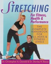 Cover of: Stretching For Fitness, Health & Performance