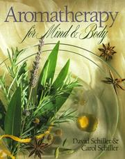 Cover of: Aromatherapy for Body, Mind & Spirit