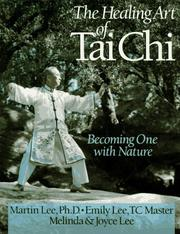 Cover of: The Healing Art of Tai Chi