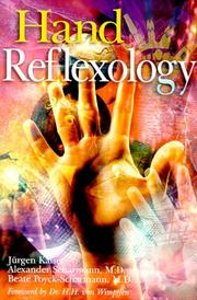 Cover of: Hand Reflexology